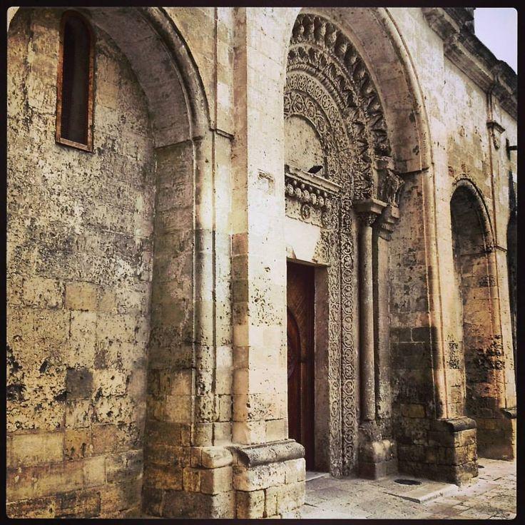 San Giovanni's beautiful Church, Matera - Italy (3 minutes walk fro the L'hotel in Pietra)