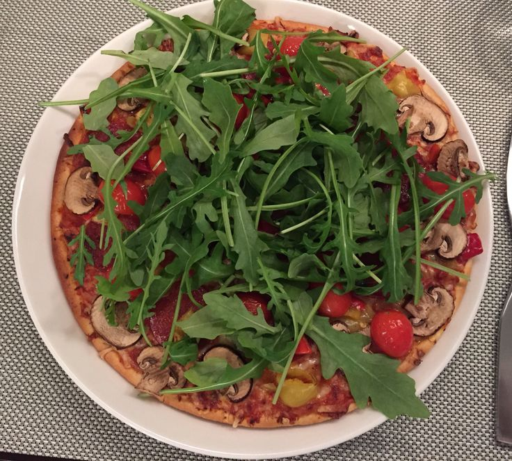 Pimped pizza