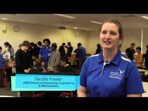 Science and Engineering Challenge UWS - YouTube