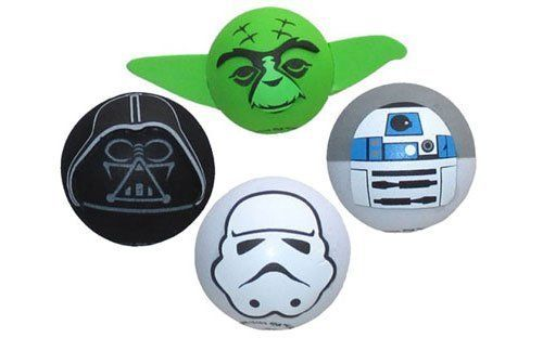 Star Wars 4-Pack Antenna Toppers - Darth Vader, Stormtrooper, Yoda, R2D2 //Price: $10.59 & FREE Shipping //     #starwarscollection