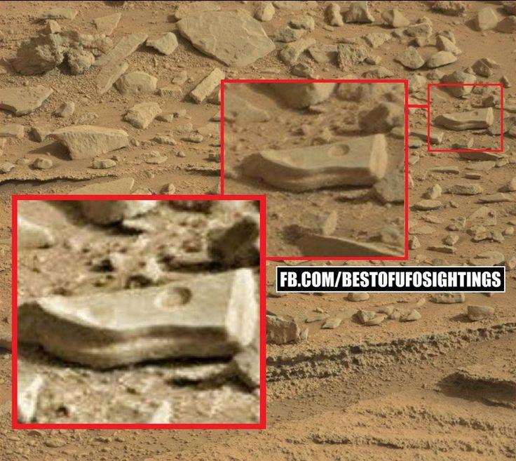 alien artifacts on mars - photo #10