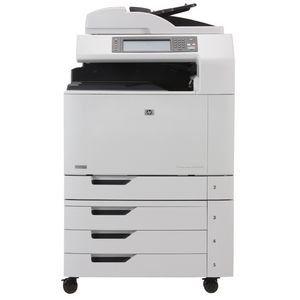 HP Color LaserJet CM6040f MFP Printer. Printer Type: Laser Multifunction Printer. Color: Color. Maximum Print Resolution: 1200 x 600 dpi. Ethernet Connection: Yes. Monochrome Print Speed: 40.