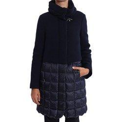 Cappotto Fay Donna stile-contemporaneo neri con tasche