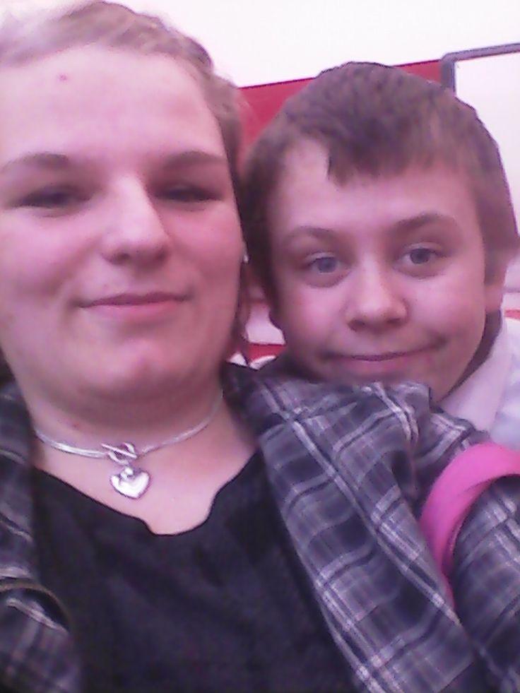 me and cameron