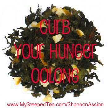 Curb YOur Hunger Oolong #TEA! medicine for weight loss. Acts as an appetite suppressant: If you need to get rid of hunger pangs, then Oolong tea can help with that, as well. order: www.MySteeedTea.com/ShannonAssion