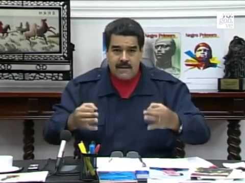 Presidente Maduro dignifica al Pueblo mexicano ante declaraciones xenófo...