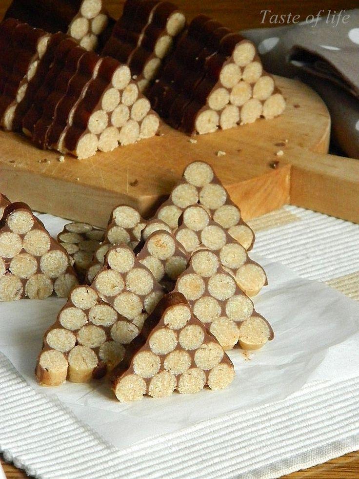 Taste of life: Grožđe-posni kolačić