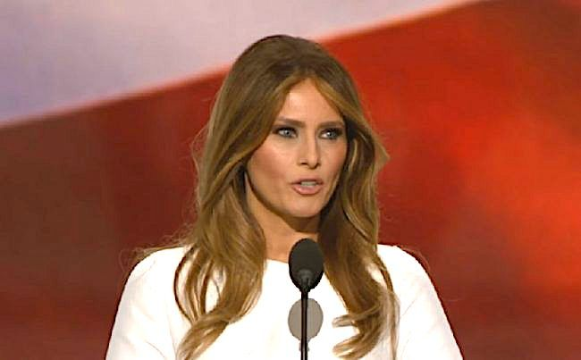 Apparently, Melania Trump Plagiarized Again…This Time Copying Marla Maples Of All People | Mediaite