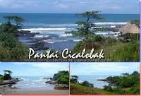 Pantai Cicalobak Garut - Indonesia