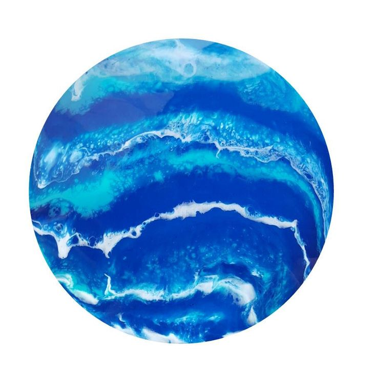 Ocean waves by TerriPowerArt on Etsy https://www.etsy.com/ca/listing/462432702/ocean-waves