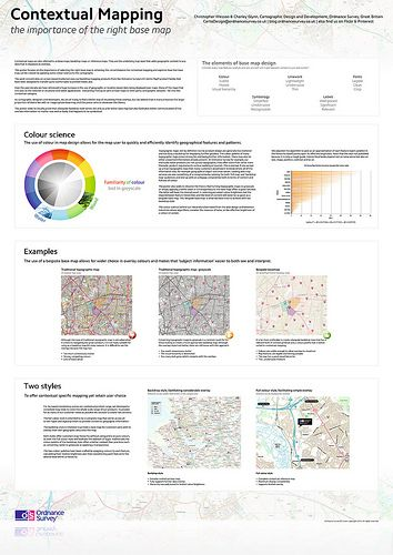 Contextual mapping – the importance of the right base map