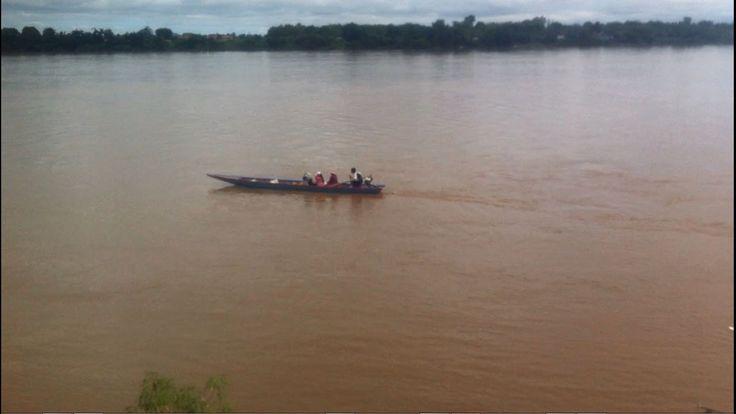 Sekong river view