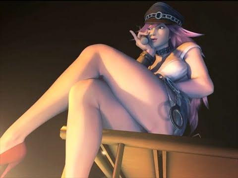 Trailer de Street Fighter x Tekken presentando a Poison, el, la, lo que sea, peleador mas controversial de Capcom.