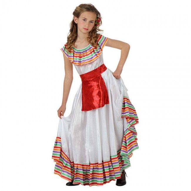 Acheter Costume Méxicaine du Mexique #costumespetitsenfants #nouveauté2017