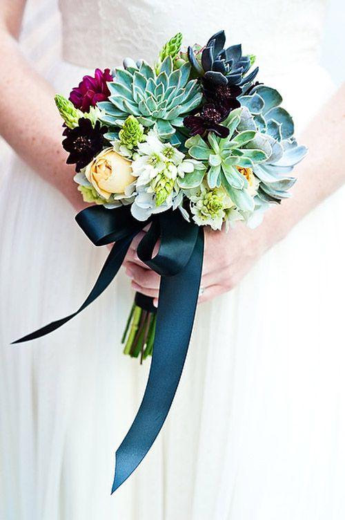 Stunning bouquet for San Francisco City Hall Wedding by Nick Traverse Photography | via junebugweddings.com