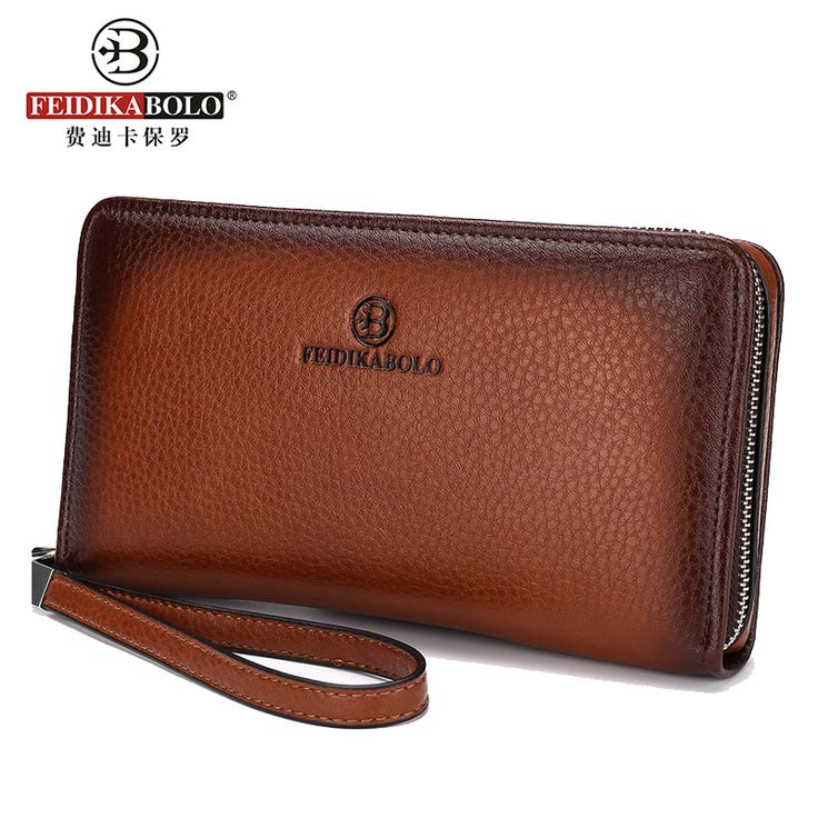 PU Men's Clutch Wallets New Fashion Men Wallets Casual Wallet Men Purse Male Clutch Bag Brand business Leather Long Wallet //Price: $US $13.60 & FREE Shipping //     #bags
