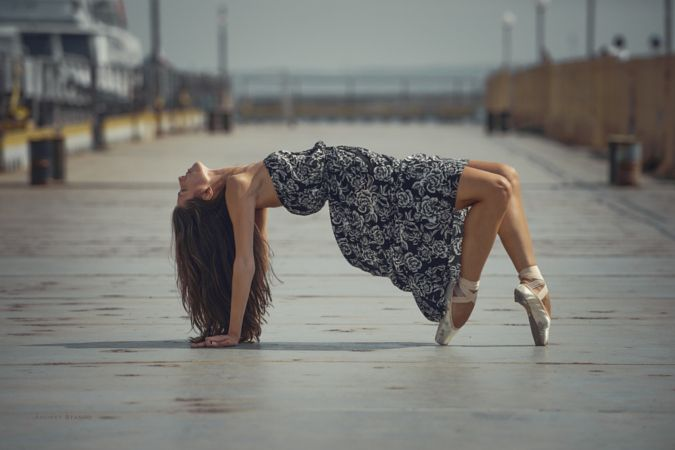 Dance In The City by Andrey Stanko