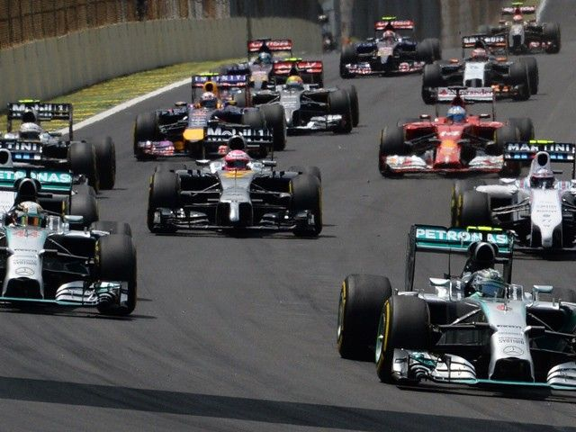 Formula 1 says Azerbaijan fighting no threat to race