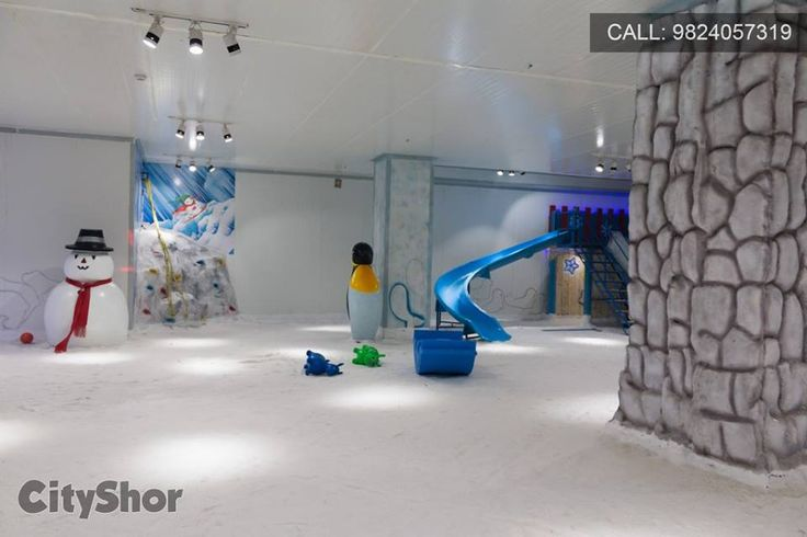 Iceberg Snow World: A thematic ambiance along-with the fascinating experience of snow #IceBergSnowWorld #SnowPark #Ahmedabad