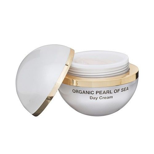 Organic Pearl of Sea Day Cream70 ml  Luxuriöse, reichhaltige globale Anti-Aging Day Cream auf natür – Anatolij und Olga JuchheimBerater