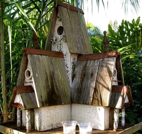 2099 Best Images About Birdhouse On Pinterest