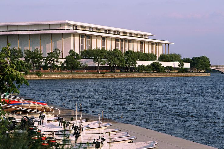 File:Kennedy Center at Sunset.jpg  theater kultur oben restaurants
