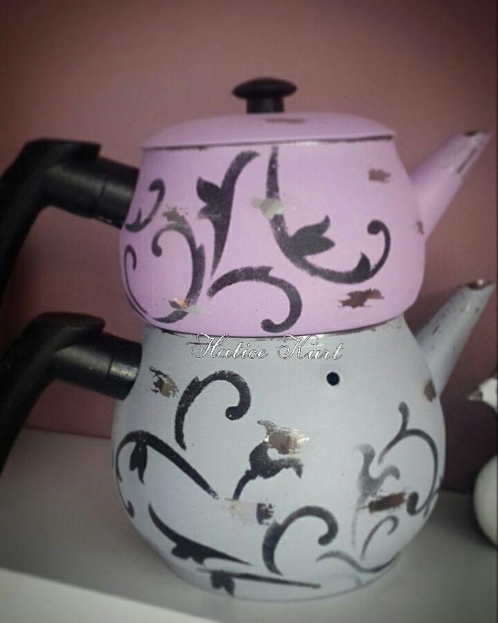 Çaydanlık yenileme