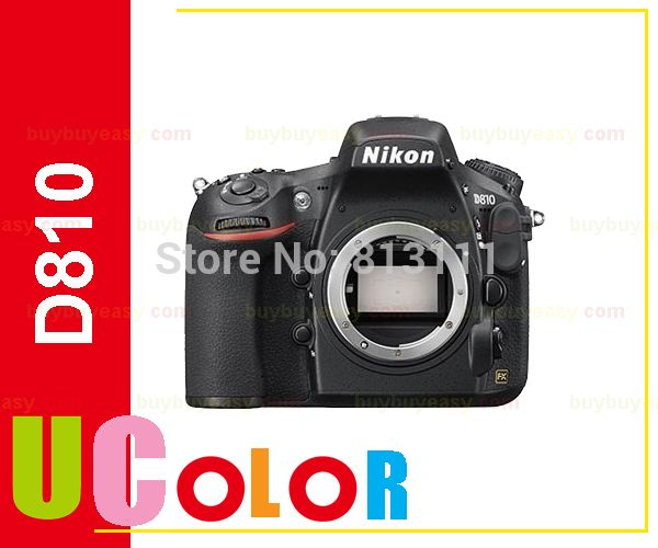 >> Click to Buy << Nikon D810 36.3 MP Digital SLR Camera Body - Black Multi-language - IN STOCK #Affiliate