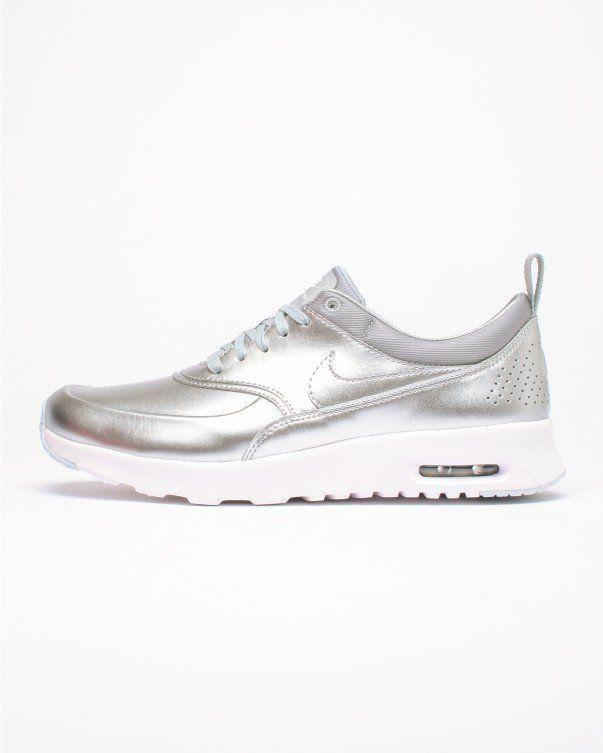 WMNS Juvenate Print, Chaussures de Sport Femme, Blanc Cassé-Blanco (White/Black-Cool Grey), 41 EUNike
