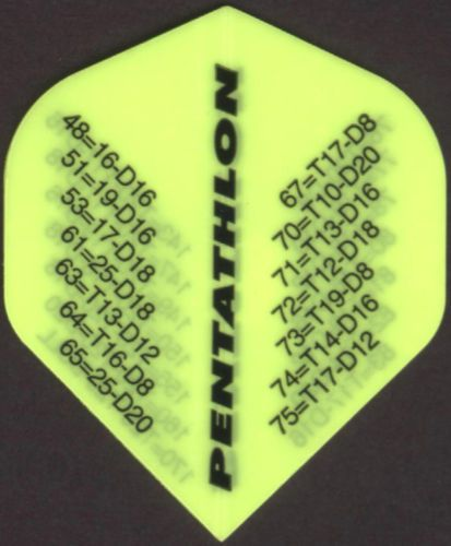 Neon-Yellow-039-01-Outchart-Dart-Flights-3-per-set