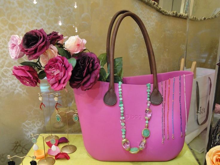 #Obag #flowers #fullspotbiarritz #fullspot