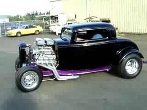 Hey Big Boy: Hotrods