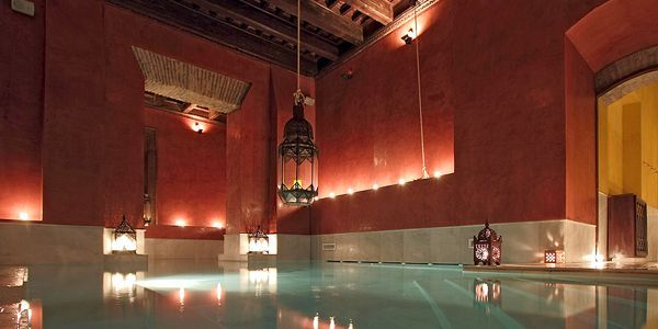 Aire Ancient Baths New York - this would be such a treat!
