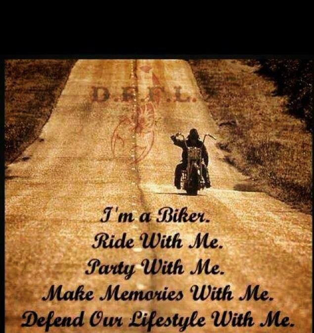 I Am A Rider Djpunjab: 1000+ Images About Biker Life On Pinterest