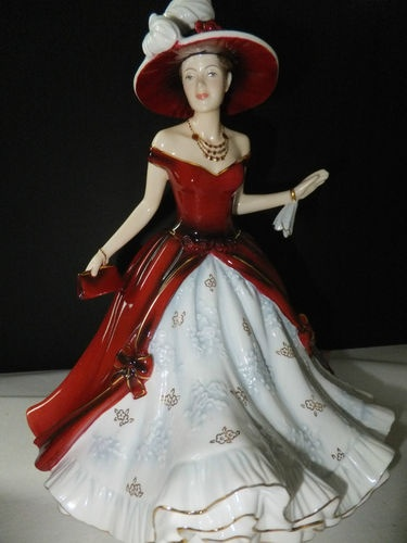Royal Doulton Pretty Ladies Georgia 2012 Figure Of The
