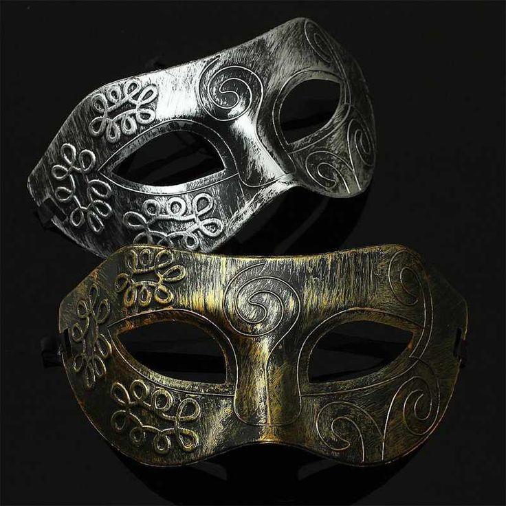 Máscara veneziana ou Baile de máscara romana                                                                                                                                                                                 Mais