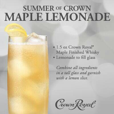 342 best crown royal bags images on pinterest crown royal bags crown royal maple lemonade forumfinder Images