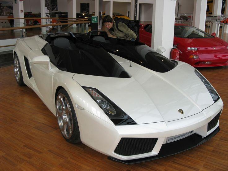 Lamborghini Concept s - Lamborghini - Wikipedia, the free encyclopedia