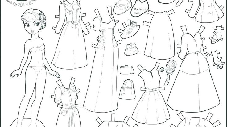 paper doll coloring pages frozen paper dolls coloring