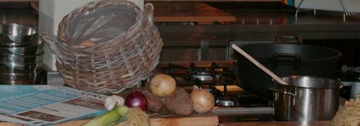 kookstudio en restaurant de Zijlstroom in Leiden