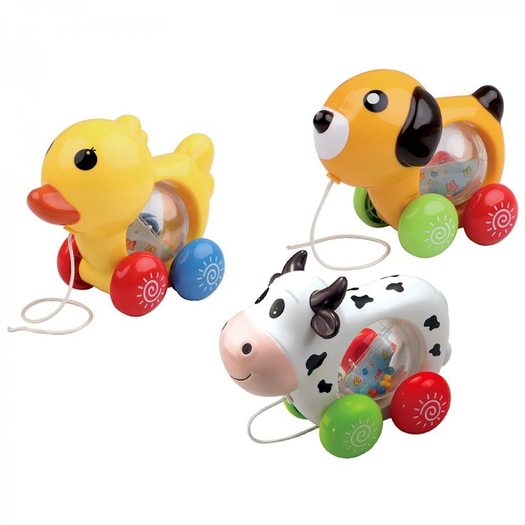 Our Pull Along Pall is a perfect way to encourage babies' physical development with fun rattling action!. The bright colours are great for encouraging interaction. The simple designs and fun sounds give babies the things they want to play with in a safe and fun format.  http://www.game.co.za/babygro-pull-a-long-pal.html #Babygro #Baby #Toy #Fun