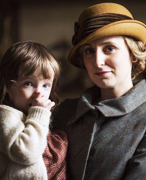 Edith Crawley - Season 5