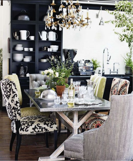 Best 25+ Mismatched dining chairs ideas on Pinterest | Mismatched chairs, Mismatched  dining room and Eclectic dining chairs