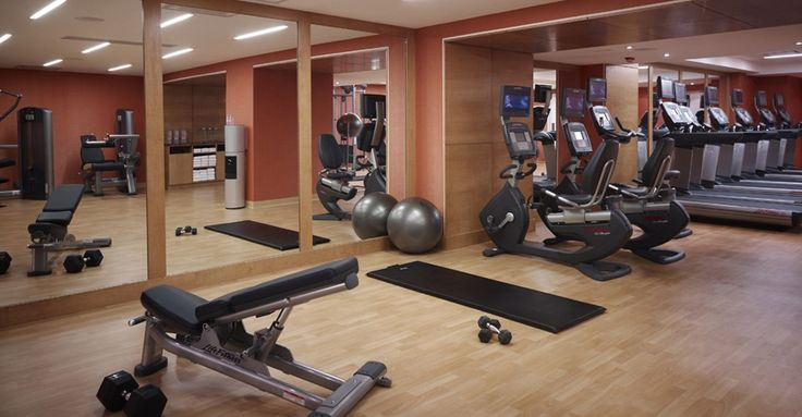 Fitness Centre @ Marriott Gateway