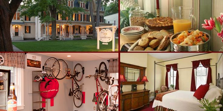 Inn at Cooperstown Top Rated TripAdvisor Distinguished Inn from Select Registry Cooperstown Lodging at its finest.