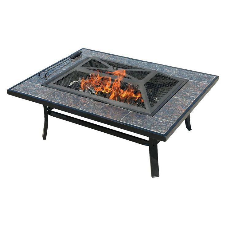 best 25 rectangular fire pit ideas on pinterest rectangular gas fire pit outdoor gas fire. Black Bedroom Furniture Sets. Home Design Ideas