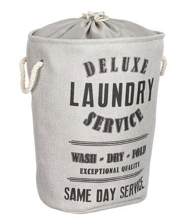 Another great find on #zulily! Polyester Collapsible Laundry Basket #zulilyfinds