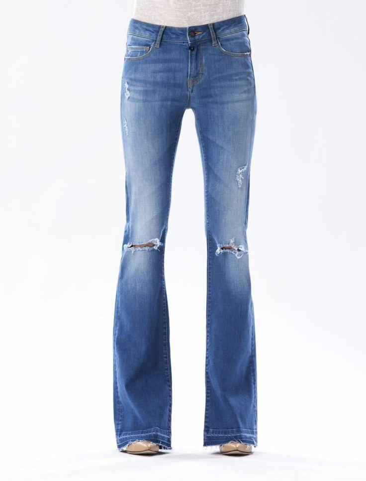 Laura Bright Vintage Flared Jeans  Description: Cup Of Joe is een denimlabel dat al dertig jaar te boek staat als een betaalbaar brand. COJ haalt zijn inspiratie uit de fijne vaak kleine dingen des levens. Daar jeans deel uitmaakt van ons dagelijks bestaan moeten we er net zo'n genot van hebben als ons gebruikelijke kopje koffie. Dat is het idee.Denim veroudert niet; het evolueert alleen met de tijd. Het draagt de sporen van onze voetstappen. Als de jeans zijn'beste tijd'heeft gehad wordt…