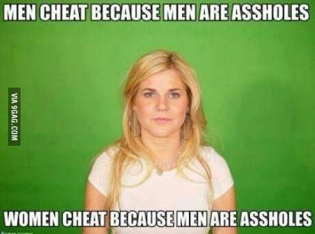 Feminists be like..