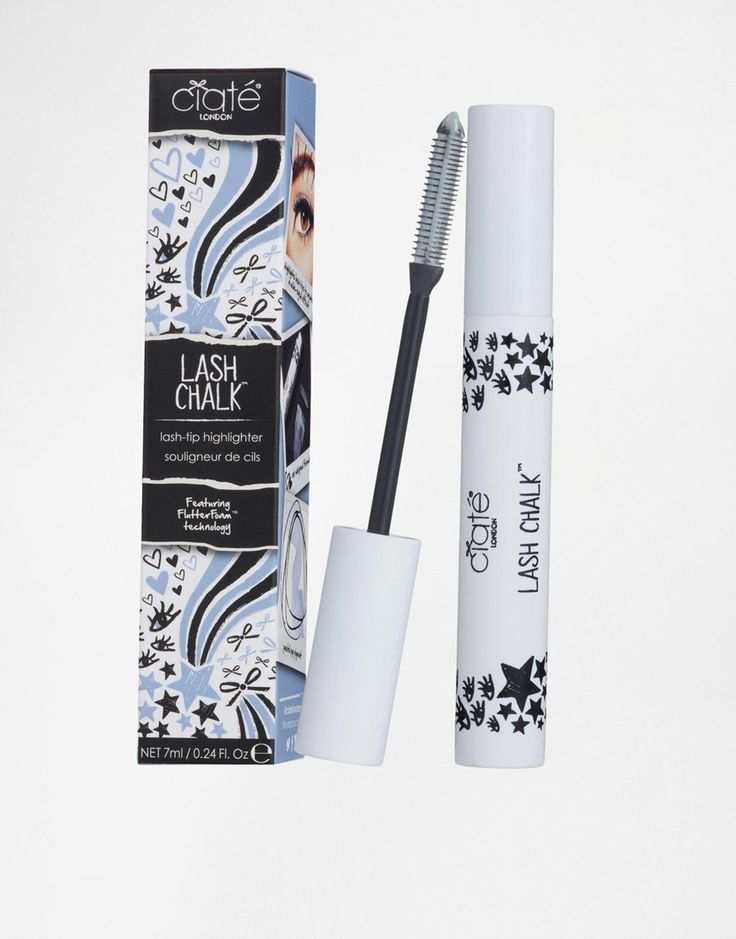 Lash Tip Highlighter Mascara by Ciate Designed to give eyelashes an ombre effect Use to highlight the lashes Apply to the tip of the lashes after mascara Available in pastel and bold shades